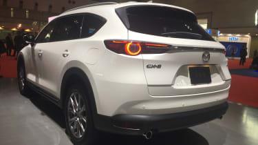 Mazda CX-8 - Tokyo rear static