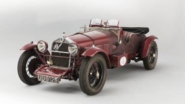 1929 Alfa Romeo 6C - most expensive cars