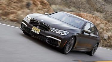 BMW 7 Series 760Li - front tracking 4
