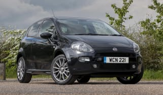 Used Fiat Grande Punto - front