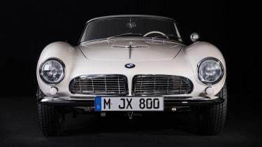 Elvis Presley BMW 507 - front