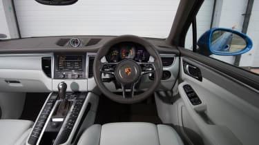 Long-term test review: Porsche Macan - interior