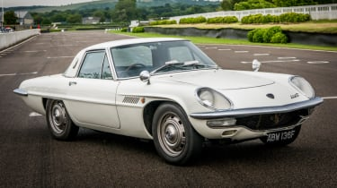 Cool cars: the top 10 coolest cars - Mazda Cosmo