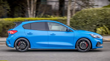 Ford Focus ST Edition - side
