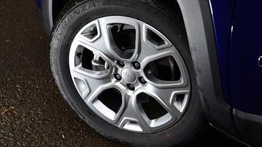 Jeep Renegade - wheel