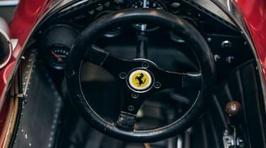 Ferrari Classiche - wheel