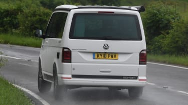 Volkswagen California Edition - rear