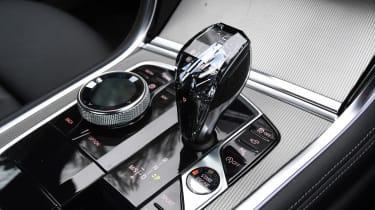BMW 8 Series - transmission