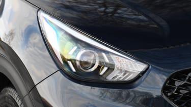 Kia Niro PHEV - front light