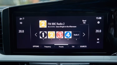 Vauxhall Mokka-e - infotainment 2