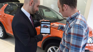 Land Rover Discovery Sport - long termer - handover