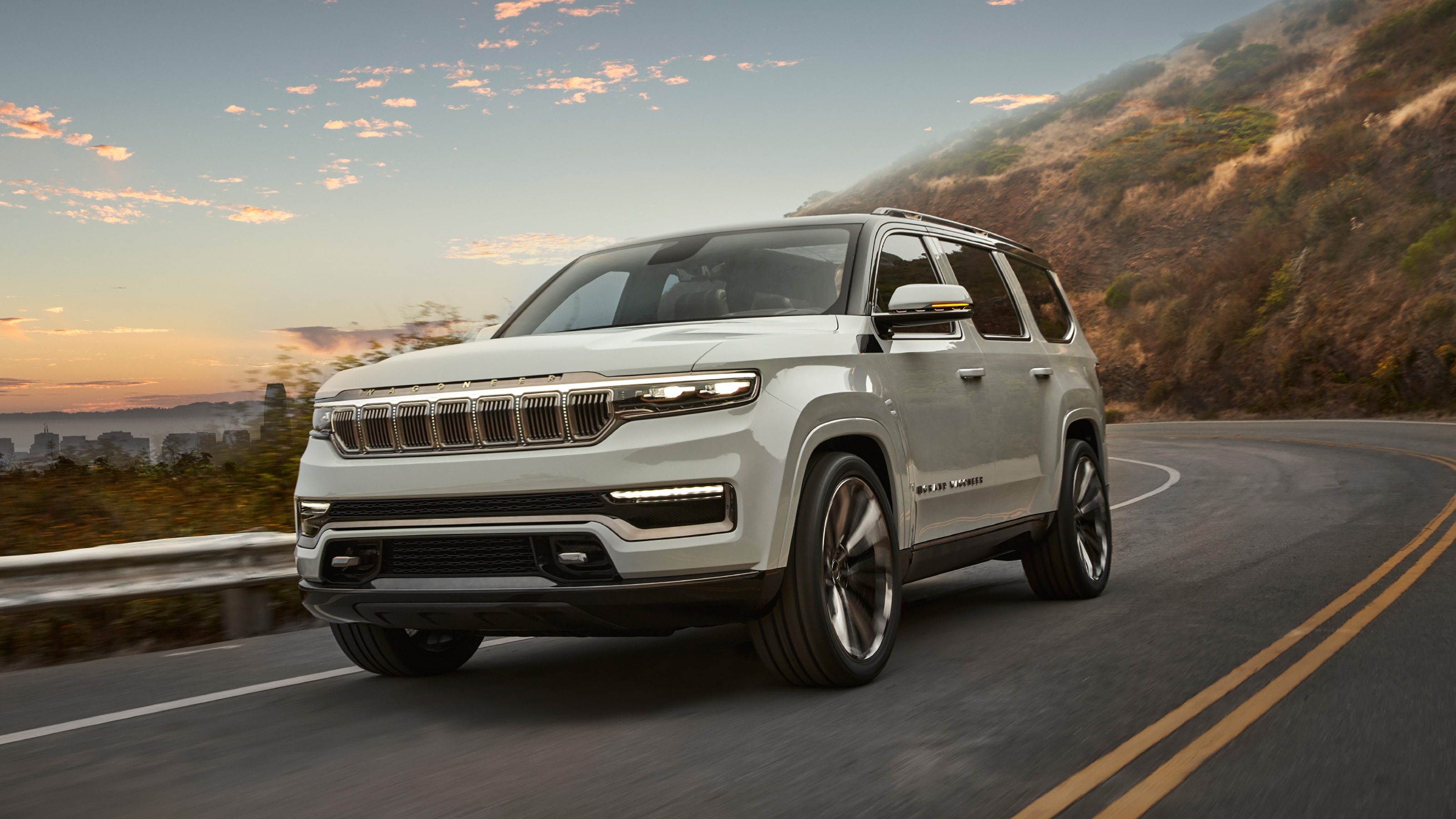 new 2021 jeep grand wagoneer launched  auto express