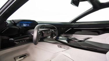 Peugeot Instinct concept - dash