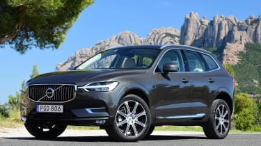 New Volvo XC60 - front static