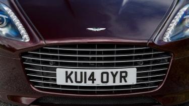 Aston Martin Rapide S 2014 nose