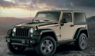 Jeep Wrangler Rubicon Recon special edition