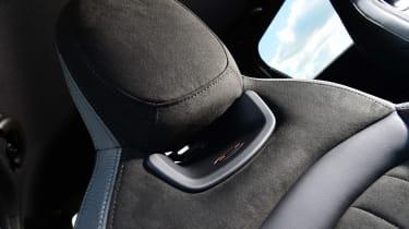 MINI Countryman JCW - seat detail