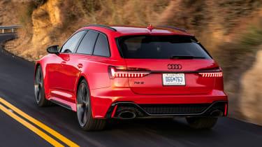 Audi RS 6 Avant - rear