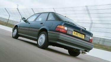 Rover 214 - rear