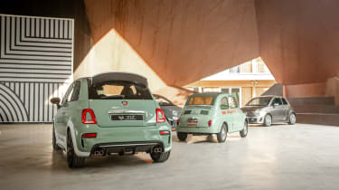 Abarth's 70th Anniversary - Abarth collection