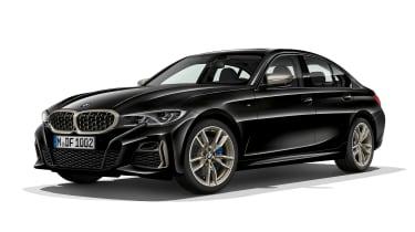 BMW M340i xDrive - front