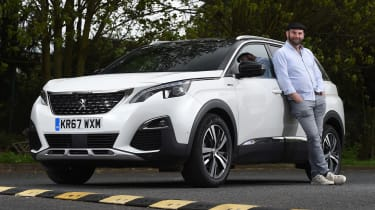 Peugeot 5008 long-term test - header