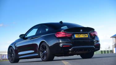 BMW M4 - rear
