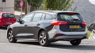 Ford Focus Active Estate - rear