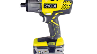 Ryobi One+ 18v Cordless 3-Speed Impact Wrench R181W30
