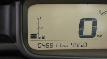 Used Citroen C3 Picasso - speedometer