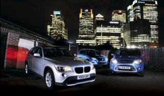 BMW X1 Vs Rivals