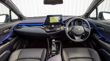 Toyota C-HR petrol - interior