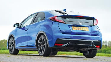 Honda Civic Sport - rear static