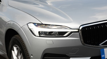 Volvo XC60 - front lights