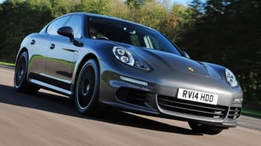 Porsche Panamera - best used luxury cars