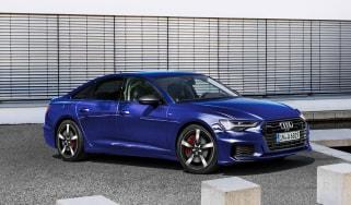 Audi A6 TFSIe - front