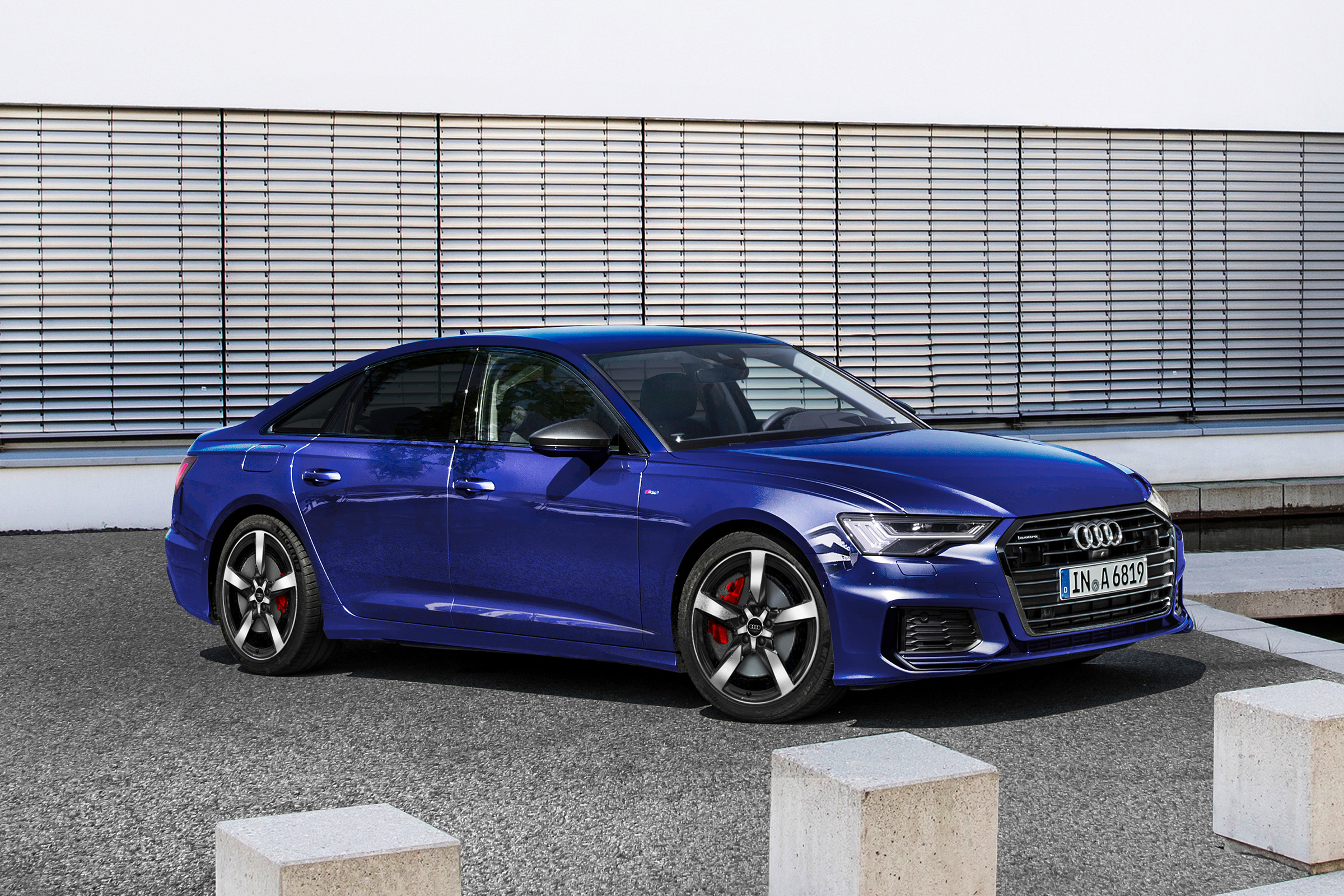 New 2019 Audi A6 55 Tfsi E Quattro Launched Auto Express
