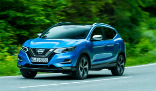 New Nissan Qashqai 2017 review cornering