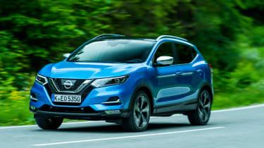 New Nissan Qashqai 2017 review cornering