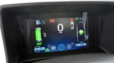 Chevrolet Volt display