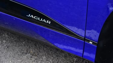 Jaguar I-Pace exterior detail