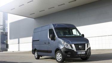 Nissan NV400 van