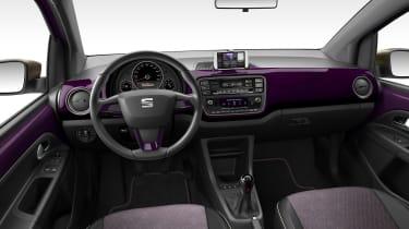 SEAT Mii by Cosmopolitan - interior
