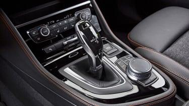 BMW 2 Series Active Tourer facelift - shifter