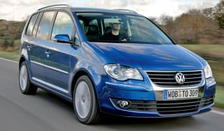 VW Touran 1.9 TDI Sport