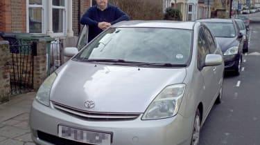 Toyota Prius Mk2 - Daniel Taylor
