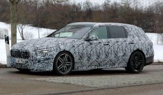 Mercedes-AMG C43 - spy main