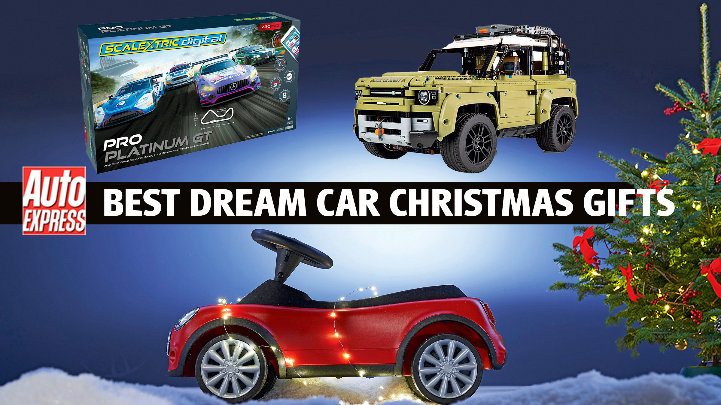 Dream Car Christmas Gifts For Petrolheads 2020 Auto Express