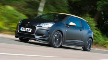 DS 3 Performance - front