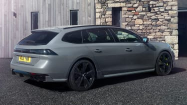 Peugeot 508 Sport Engineered - rear static